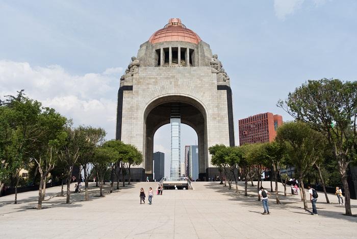 8 Monumento Revolucion