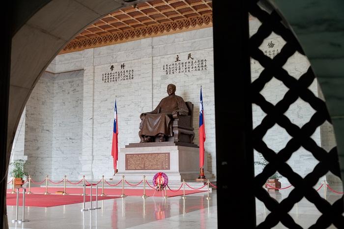 9 Chiang Memorial