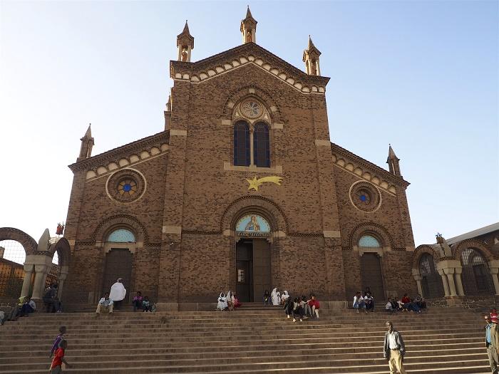 1 Asmara Cathedral