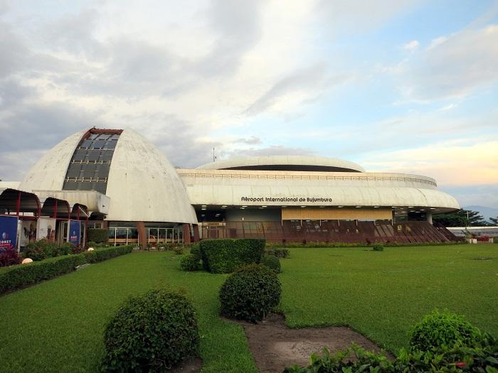 1 Bujumbura Airport