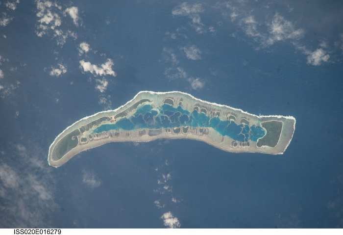 1 Caroline Kiribati