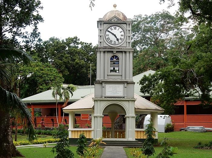 1 Thurston Fiji