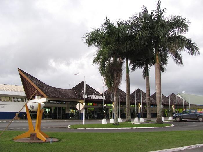 2 Bauerfield Vanuatu