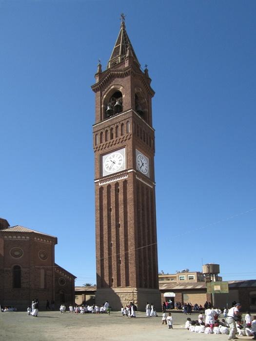 3 Asmara Cathedral