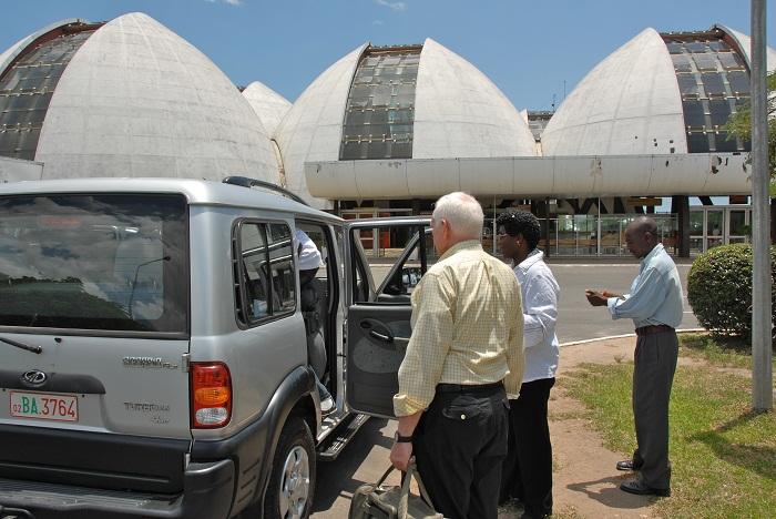 3 Bujumbura Airport