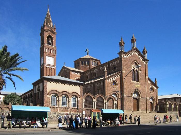 4 Asmara Cathedral