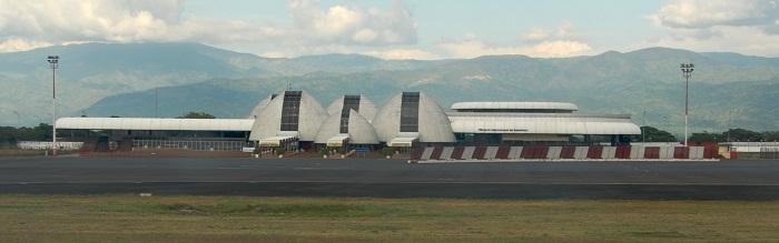 4 Bujumbura Airport