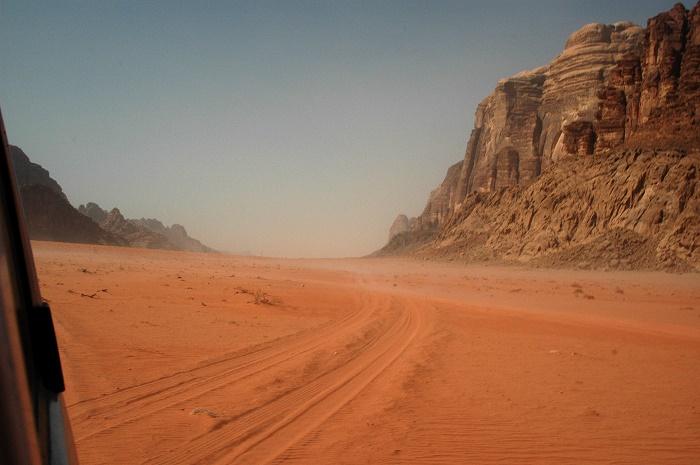 4 Wadi Rum