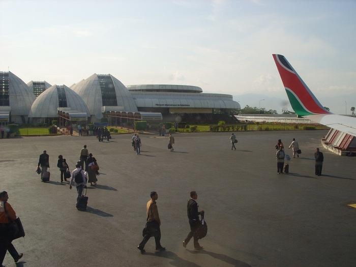5 Bujumbura Airport