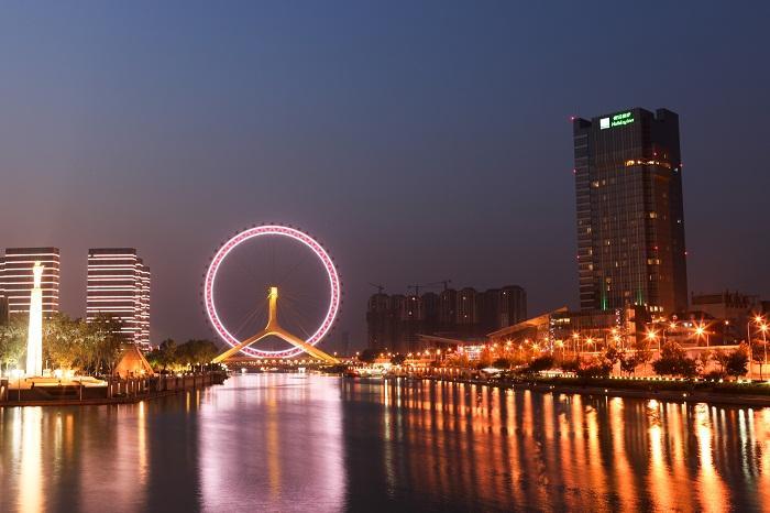 5 Tianjin Eye