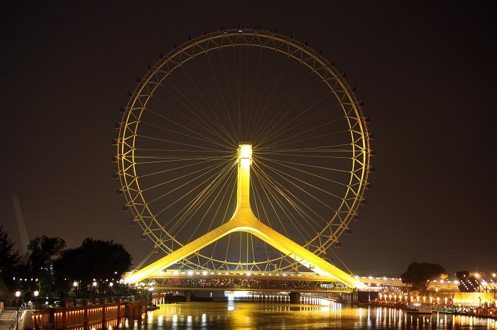 8 Tianjin Eye