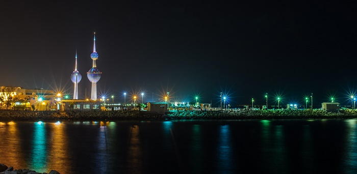 2 Kuwait Towers