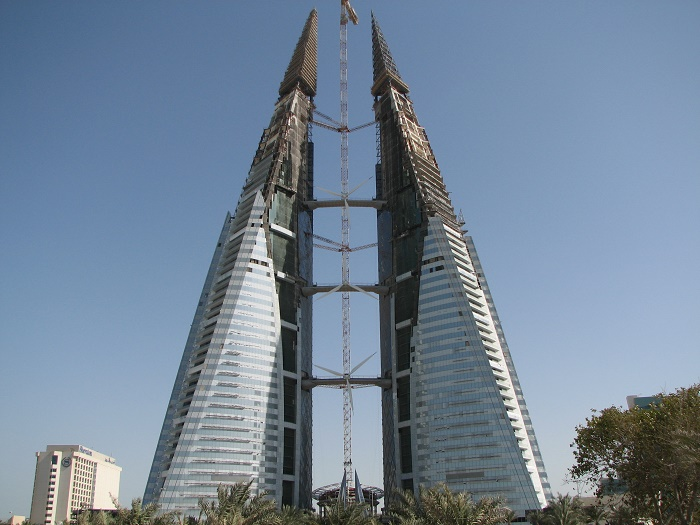 3 Bahrain WTC