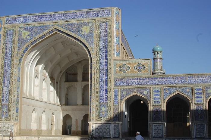 3 Herat Mosque