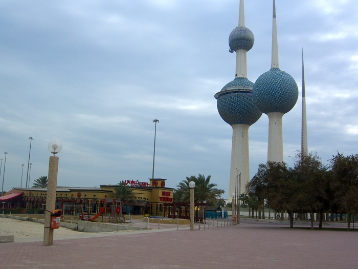 3 Kuwait Towers