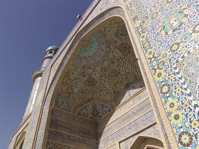 4 Herat Mosque