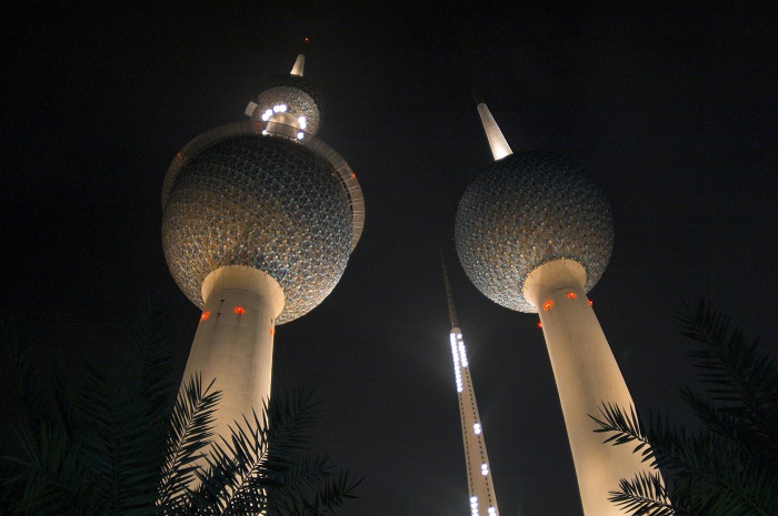 4 Kuwait Towers