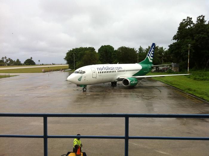 4 Nauru Airport