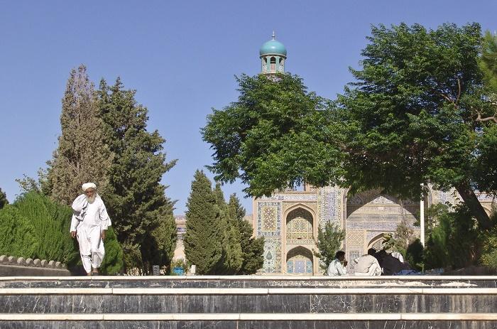 5 Herat Mosque