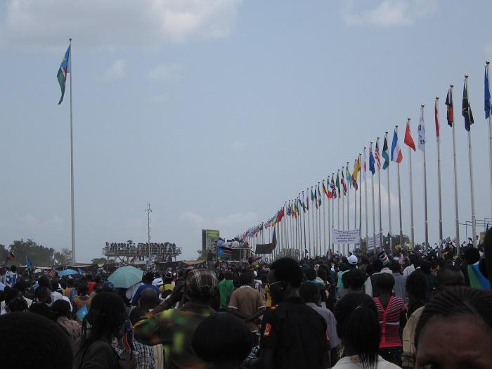 5 John Garang