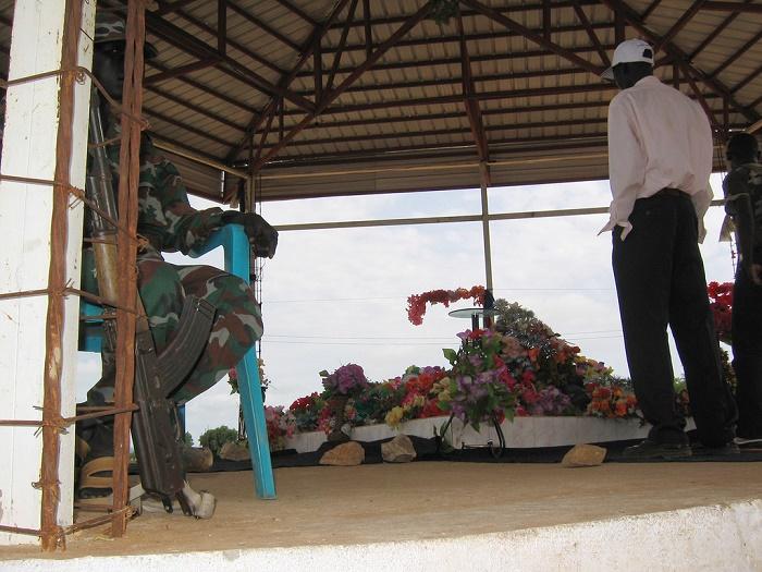 6 John Garang