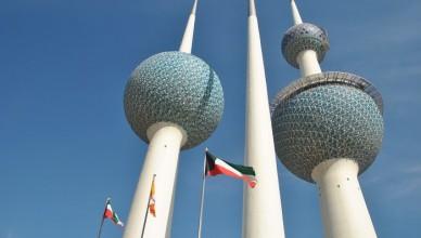 6 Kuwait Towers