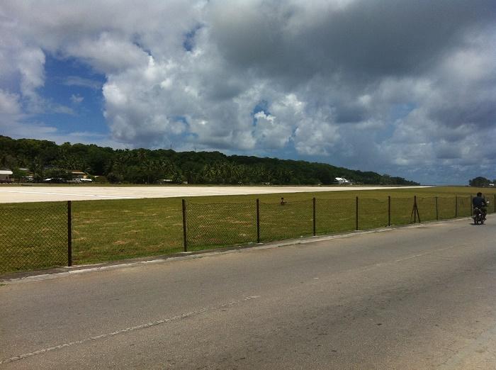 6 Nauru Airport