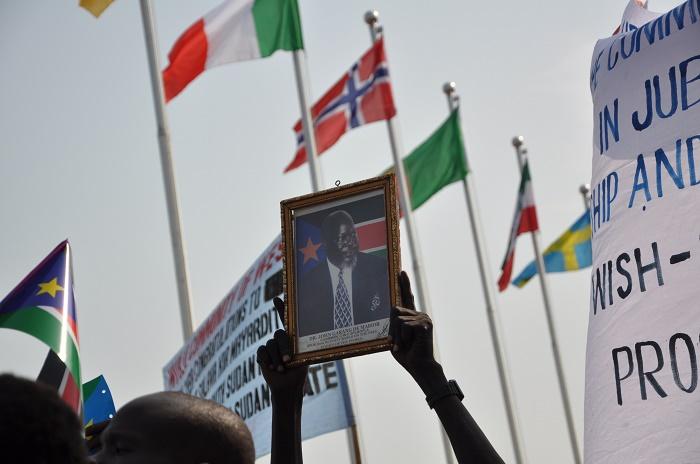 7 John Garang