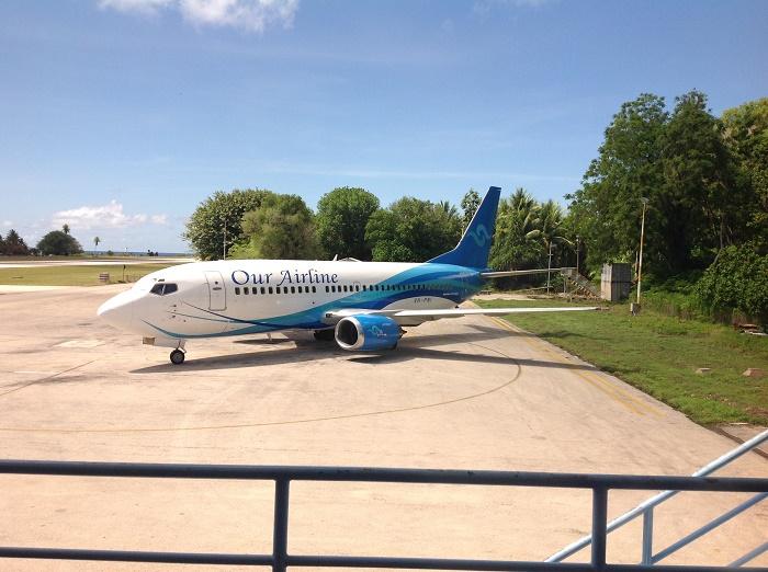 7 Nauru Airport