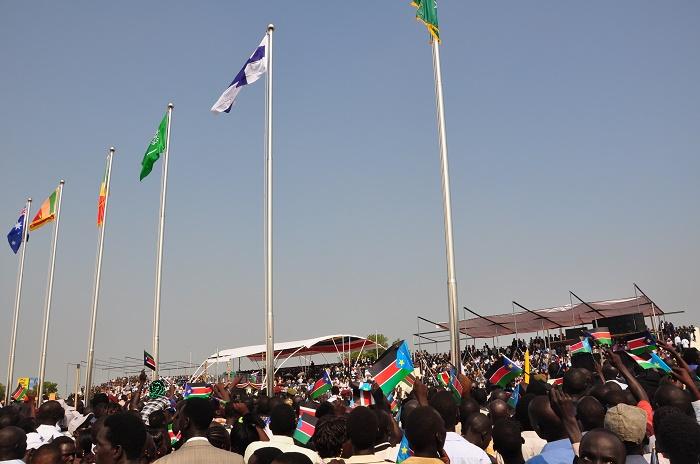 8 John Garang