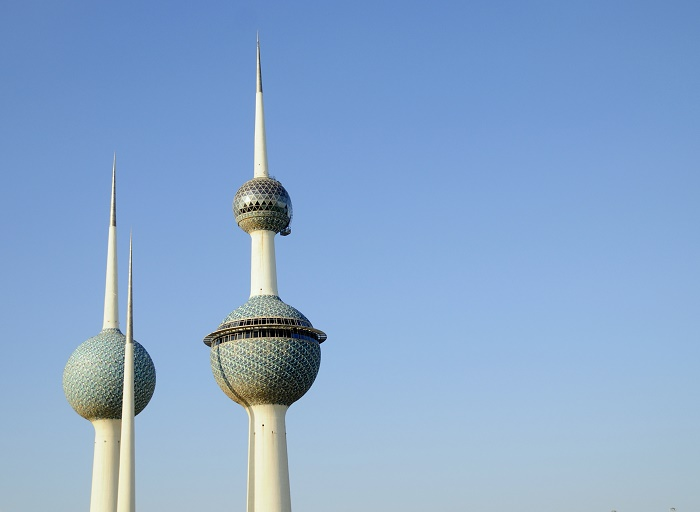 8 Kuwait Towers
