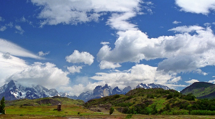 8 Torres Paine