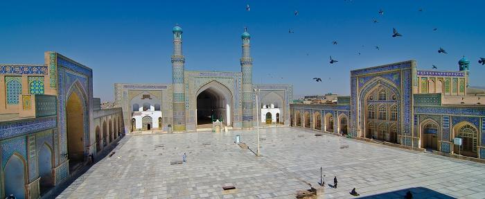 9 Herat Mosque