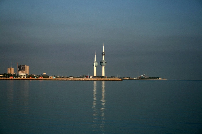 9 Kuwait Towers