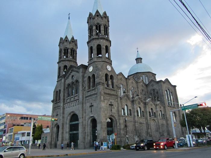 1 Apizaco Church