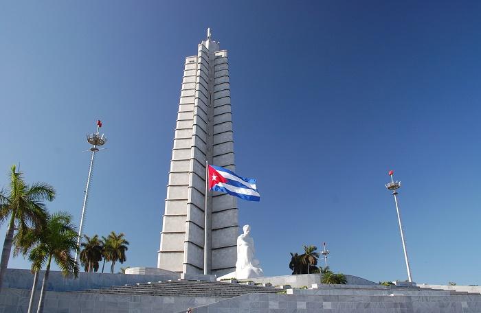 1 Marti Memorial