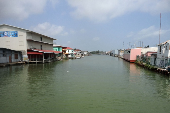 3 Belize Bridge