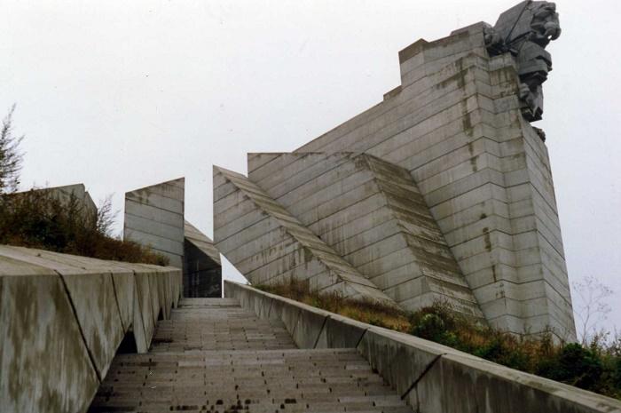 3 Bulgaria Monument