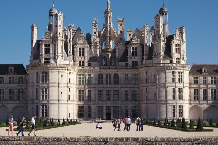 3 Chambord Castle