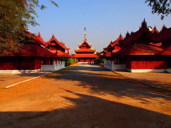 4 Mandalay Palace