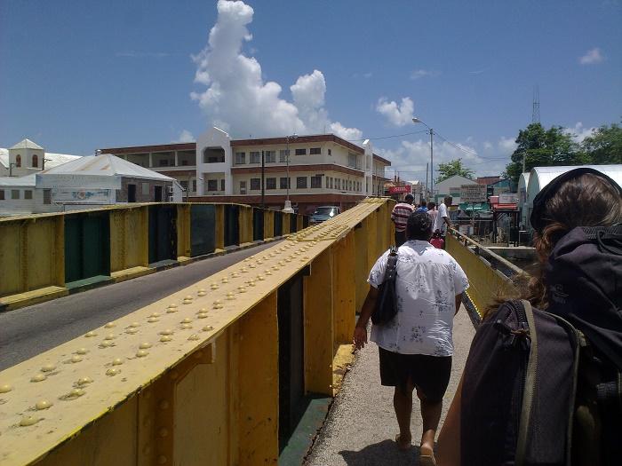 5 Belize Bridge