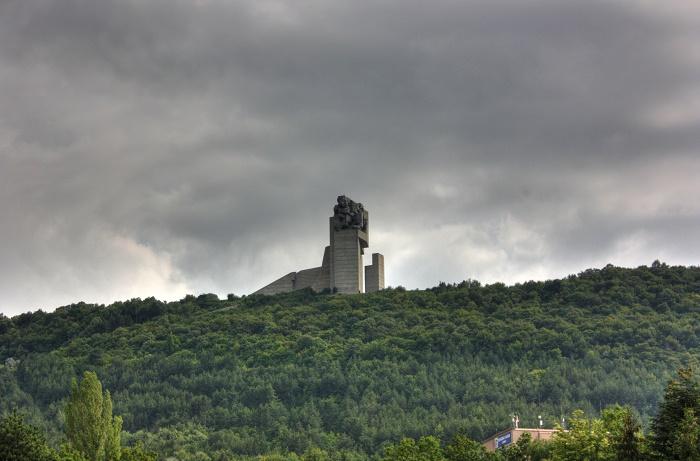 5 Bulgaria Monument