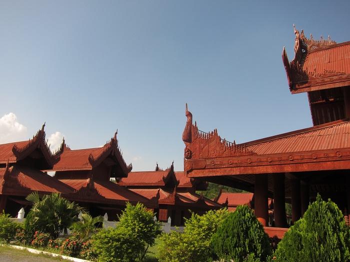 5 Mandalay Palace