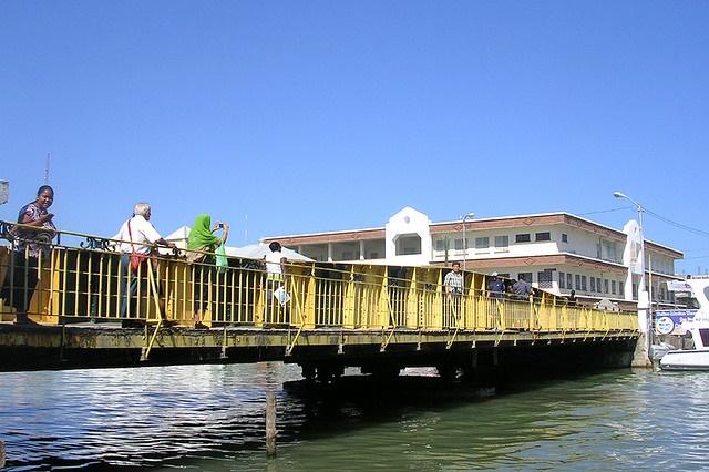 6 Belize Bridge