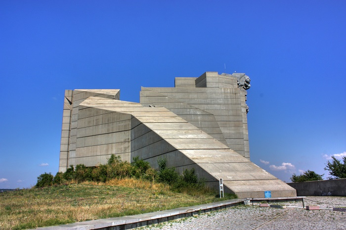 6 Bulgaria Monument