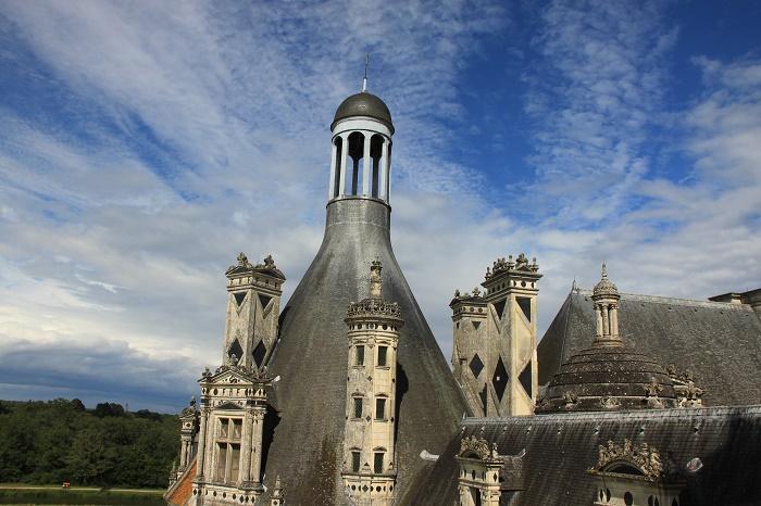 6 Chambord Castle