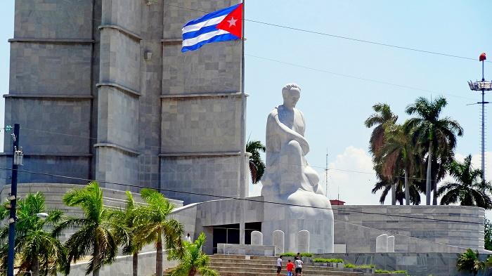 6 Marti Memorial