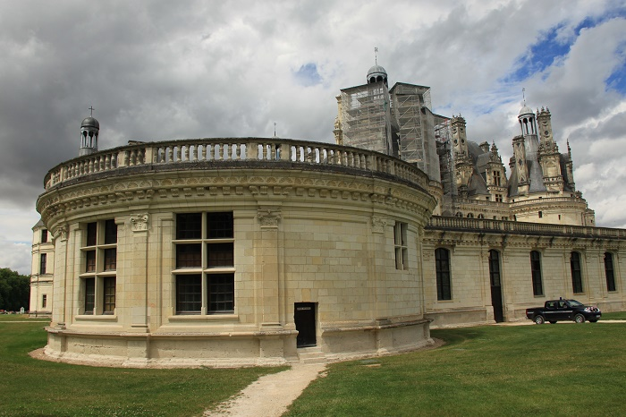 7 Chambord Castle