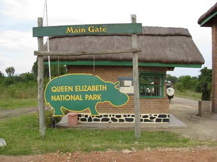 8 Queen Elizabeth NP
