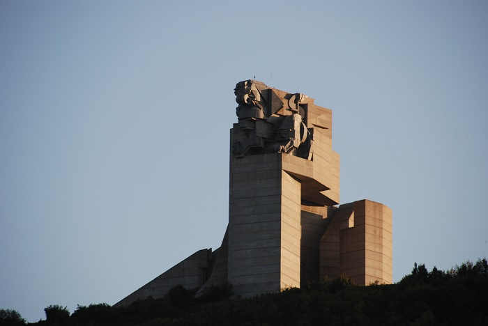 9 Bulgaria Monument